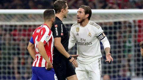 Por qué Simeone denuncia un injusto trato arbitral y su reacción contra Sergio Ramos