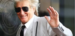 Post de Rod Stewart: ni drogas ni alcohol, mejor trenes de juguete