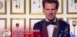 Post de 'MasterChef' | Lágrimas tras la expulsión de Juan Avellaneda antes de la semifinal