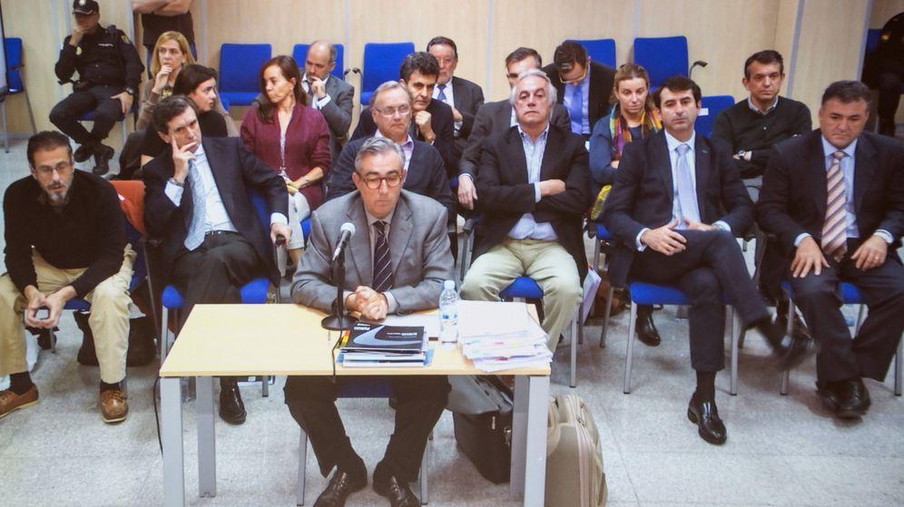 Foto: El exsocio de Urdangarin Diego Torres. (EFE)