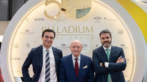 Matutes cede la presidencia de Palladium a su hijo y crea una gestora de hoteles