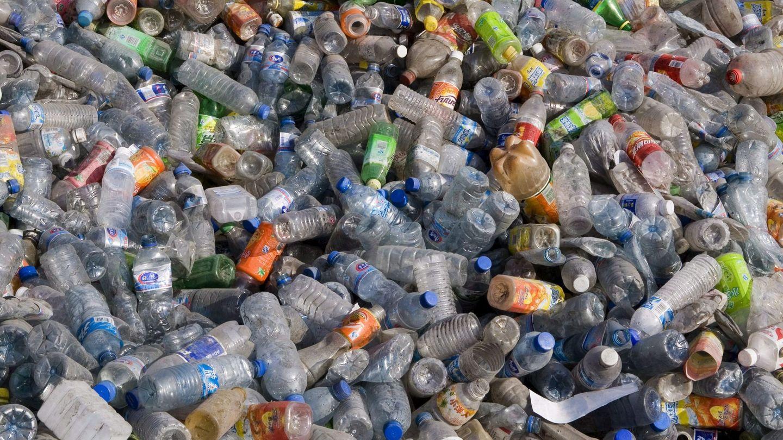 La recogida selectiva de las botellas de PET permite su reciclaje. (EFE)
