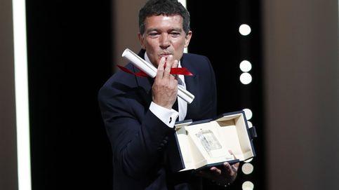Antonio Banderas triunfa en Cannes de la mano de Almodóvar: premio al mejor actor por 'Dolor y Gloria'