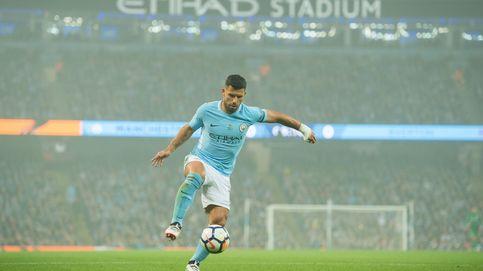 Manchester City versus Everton