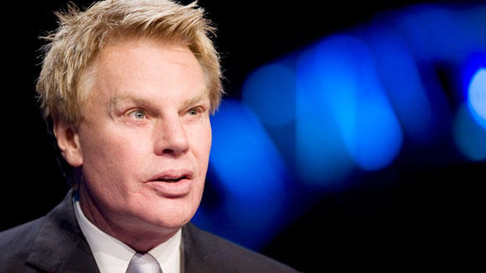 Foto: Mike Jeffries, CEO de Abercrombie & Fitch.