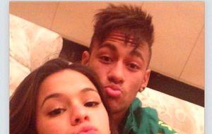 Neymar y Bruna Marquezine rompen su novia