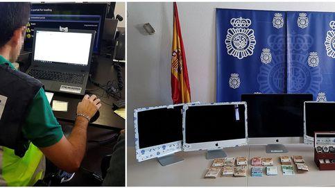 Detenido por presunto acoso a 45 menores en busca de fotos o relaciones sexuales