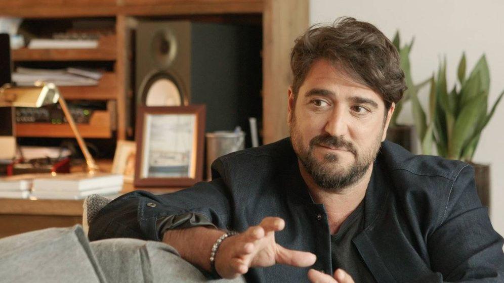 Foto: Antonio Orozco, durante su entrevista en 'Mi casa es la tuya'.