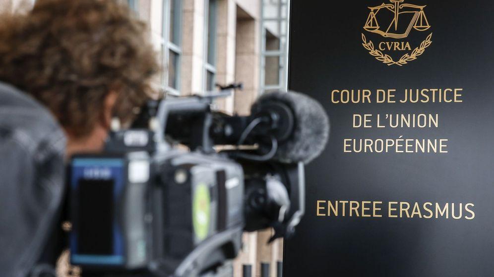 Foto: Sede del Tribunal de Justicia de la Unión Europea. (EFE)