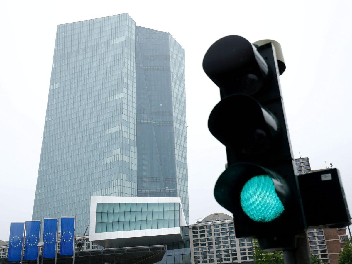 Foto: Sede del Banco Central Europeo