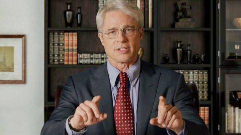 Brad Pitt parodia la gestión de Trump disfrazado de su asesor en 'SNL'