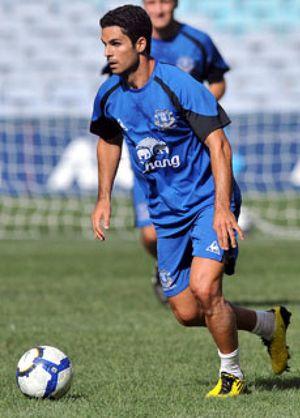 Mikel Arteta no descarta jugar por Inglaterra si lo convocase Fabio Capello