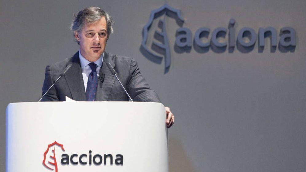 Foto: José Manuel Entrecanales, presidente de Acciona