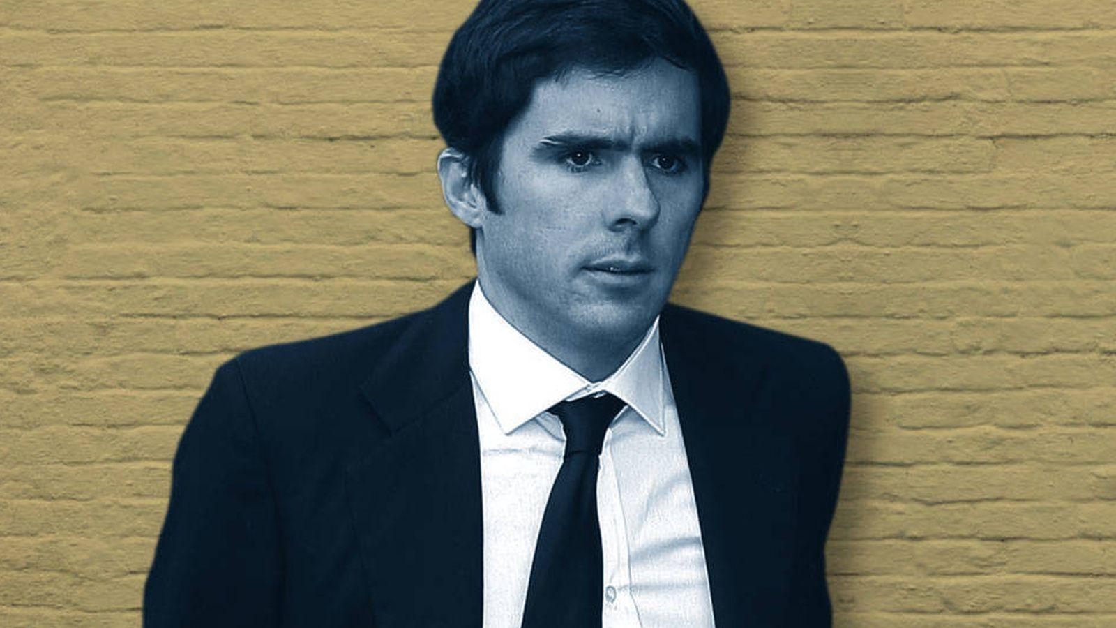 Foto: José María Aznar Jr. en un fotomontaje elaborado por Vanitatis.