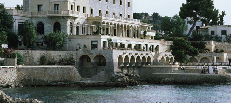 Foto: Hotel Hospes Maricel en Mallorca. (http://www.hospes.com/)