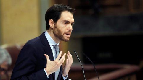 Sergio Sayas (Navarra Suma): intervención completa durante la sesión de investidura de Pedro Sánchez