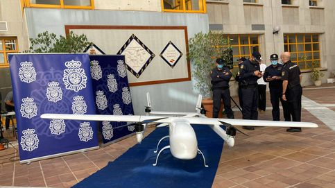 Narcos de altos vuelos: un dron programable para traer droga marroquí