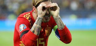 Post de Los abucheos a Sergio Ramos en Rumanía y cómo Kepa es el mejor portero de España