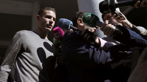 El juez condena a Lucas Hernández y su expareja a 31 días de trabajos a la comunidad