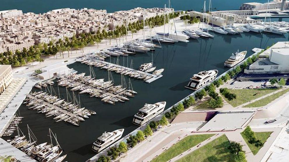 Barcelona: dueño del nuevo puerto admite ser pantalla de fondos rusos