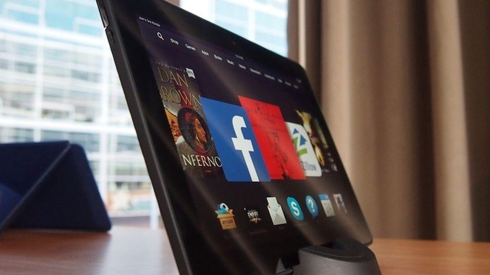 Mis diez días con el Kindle HDX ¿Puede suplir al iPad?