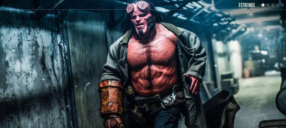Foto: 'Hellboy'.