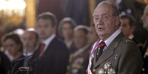"""El Rey anima a los militares a ser austeros y actuar """"allá donde se requiera"""""""