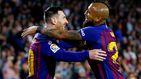 Las risas de Messi en el Barcelona por Arturo Vidal