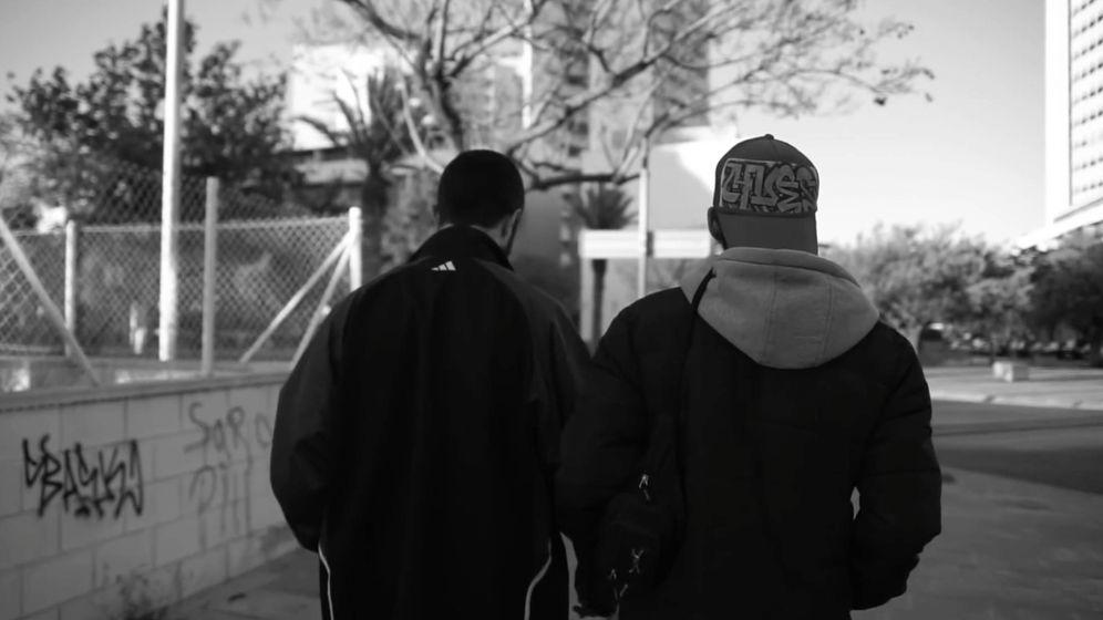 Foto: Captura del arranque de uno de los vídeos de The Urban Roosters.