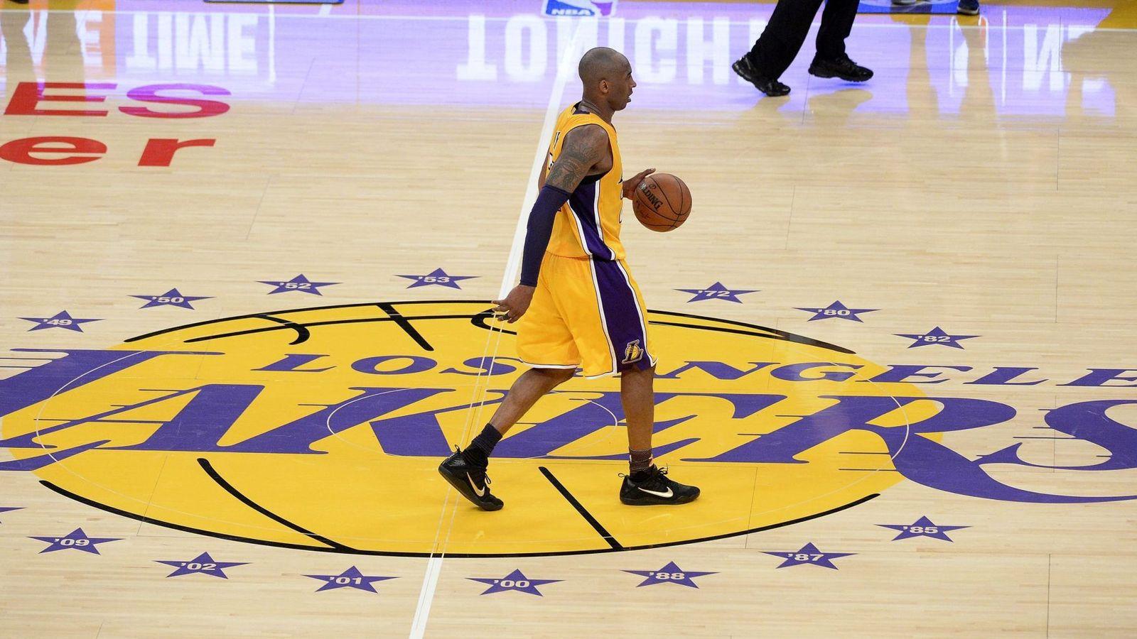 Foto: Kobe Bryant jugó su último partido el 13 de abril de 2016. (EFE)