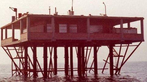 La olvidada isla prefabricada de las Rosas que luchó por ser un estado independiente