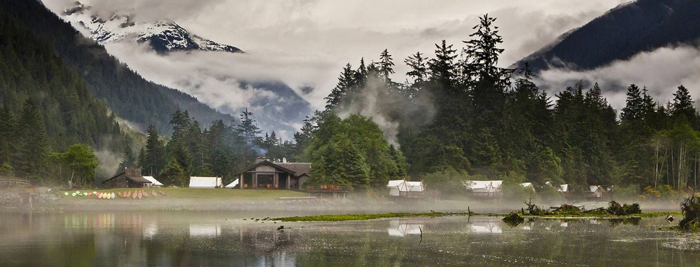 Foto: ¿Resorts de lujo para el invierno? Sí, en el concepto vacacional todos los destinos valen (Clayoquot)