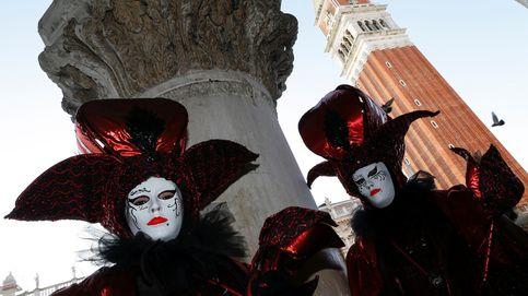 Continúa la fiesta en Venecia