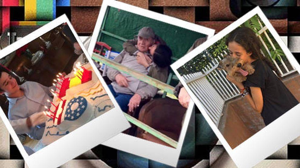 Las cuentas de Instagram de los nietos Borbón: entramos en el de Victoria