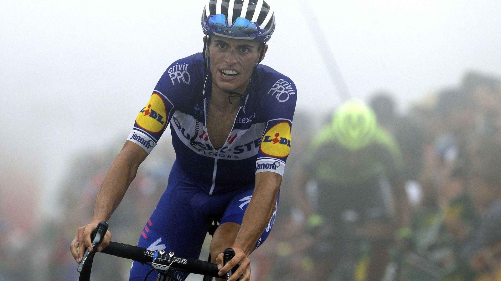 Foto: El éxito de Mas no sorprende a Contador. (EFE)