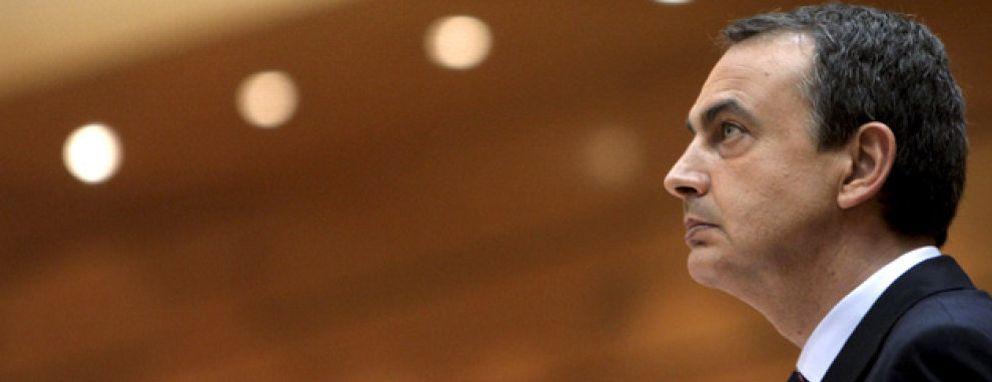 """Foto: Ni crisis, ni desaceleración: Zapatero habla ahora de """"debilidades"""" económicas"""