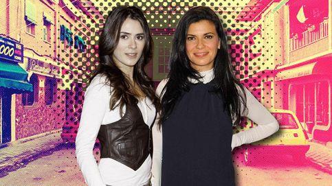 Ana Allen y Pilar Punzano… a 'Cuéntame' le crecen los enanos