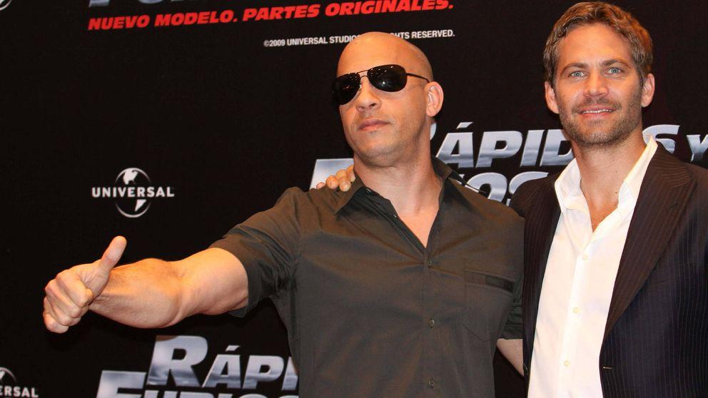 Vin Diesel llama Pauline a su hija como homenaje a Paul Walker