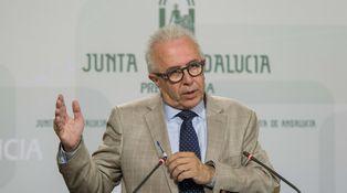 En Andalucía sobra dinero