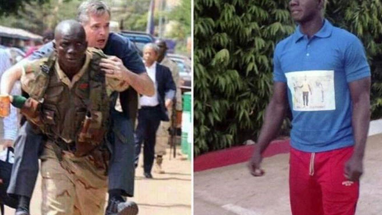 Amadou Dembélé, el atleta que se convirtió en héroe en el ataque terrorista de Mali
