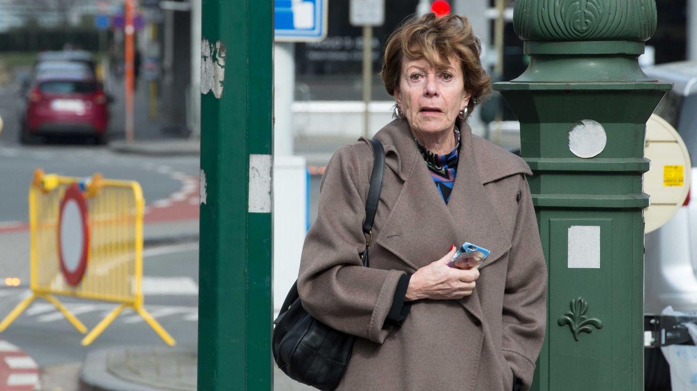 La exvicepresidenta de la Comisión Europea Neelie Kroes (M.V.H. / EFE)