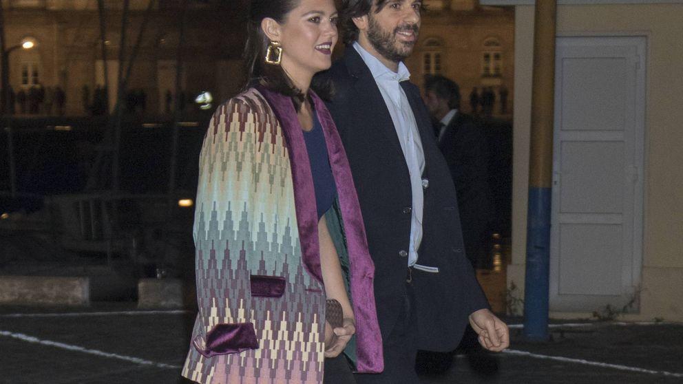 La gran noche del ex de Carolina de Mónaco y el hijo de Marta Chávarri