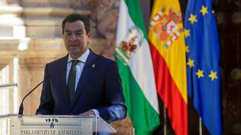 Juanma Moreno culmina el viaje del PP hacia un andalucismo sin complejos
