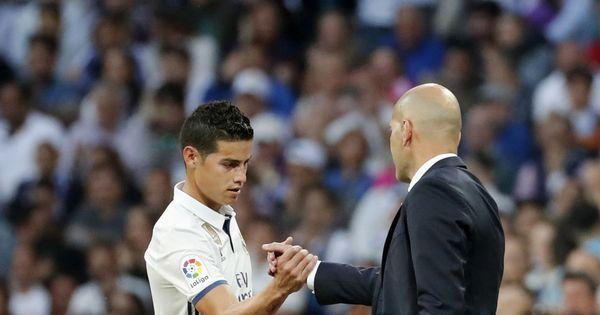Mercado de fichajes  El Real Madrid y el marrón de vender a James Rodríguez  a precio de saldo d4245a03bde5e
