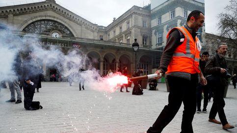 Inauguración del Abierto de Monterrey y huelga ferroviaria en Francia: el día en fotos