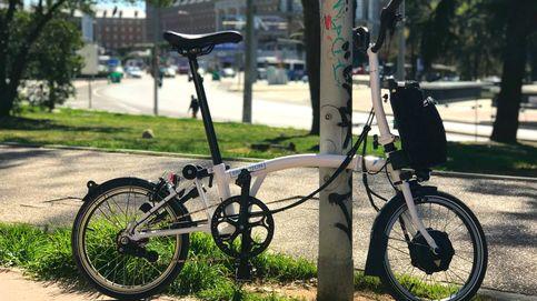 Un día con la Brompton Electric: la bici urbana que querrás solo tiene un gran fallo