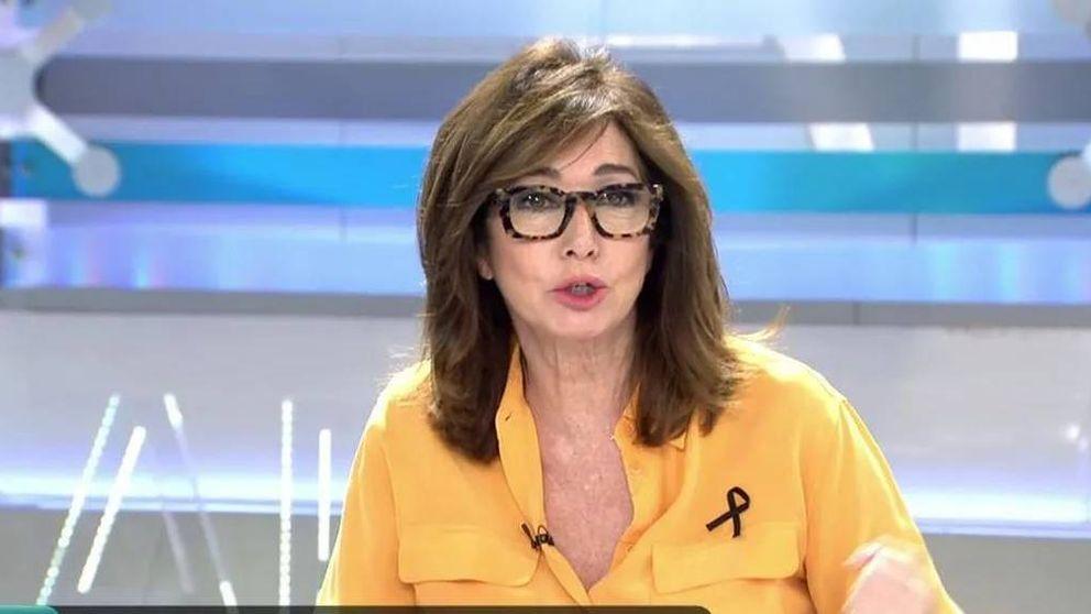 Ana Rosa carga contra Sánchez: Hace oídos sordos a cualquier propuesta