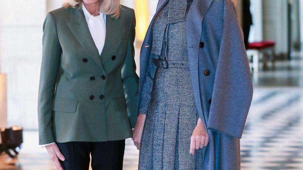 Melania Trump y Brigitte Macron: su almuerzo privado en un restaurante de lujo