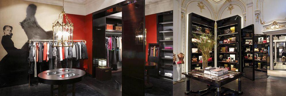 Foto: Un tienda de CH Carolina Herrera, marca de Textil Lonia. (stlonia.com)