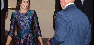 Post de El motivo real del retraso de Letizia que hizo esperar al príncipe Carlos
